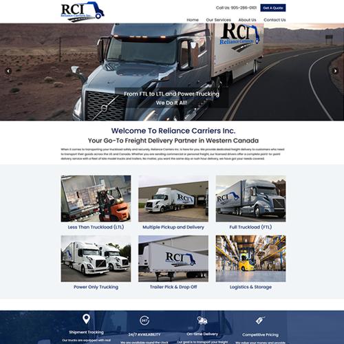 Web design Markham
