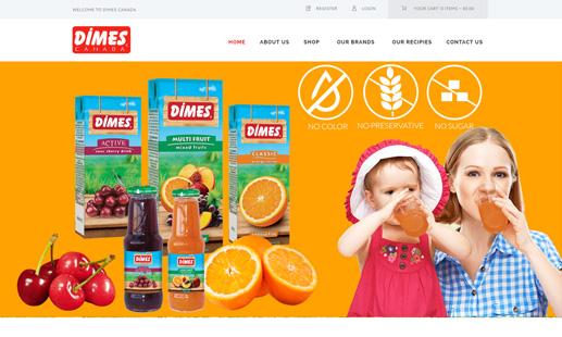ecommerce webdesign markham