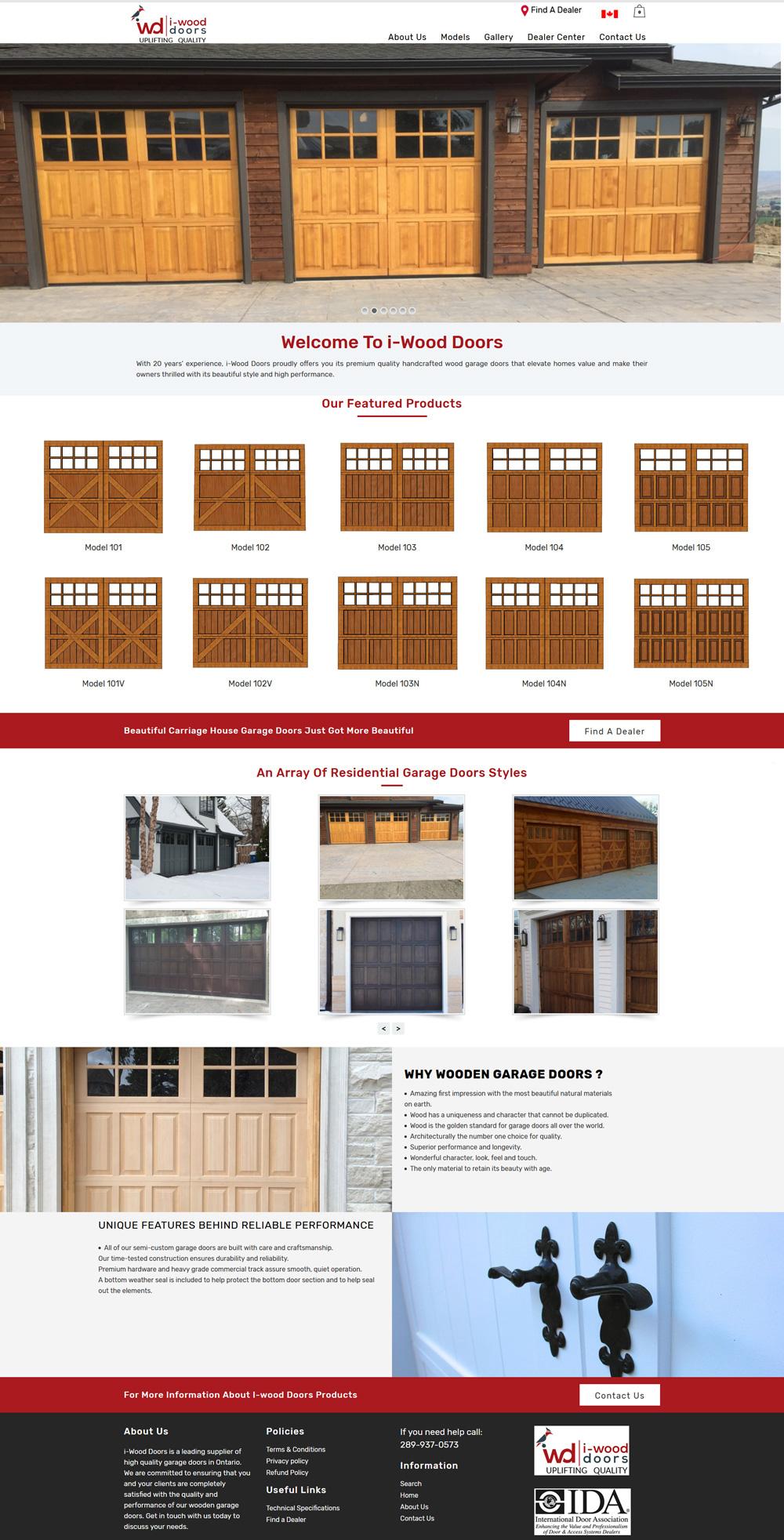 ECommerce Web Design Markham