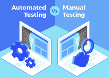 Manual Testing Vs Automated Testing