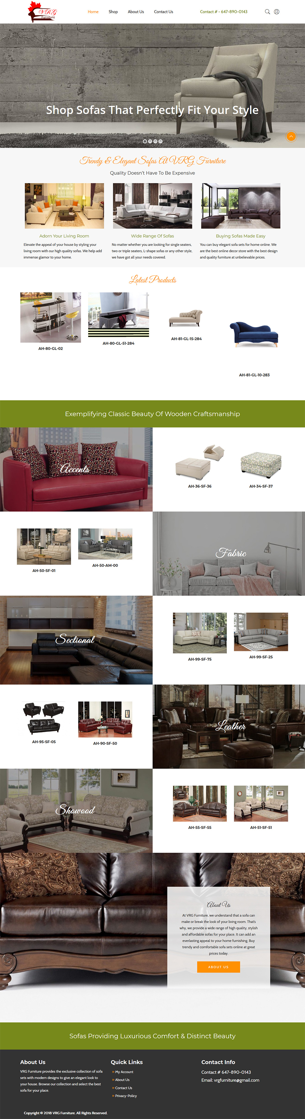 Ecommerce Website Design Markham
