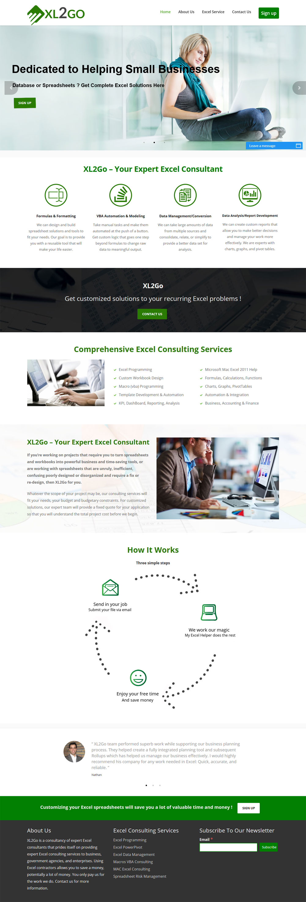 Website Development Markham