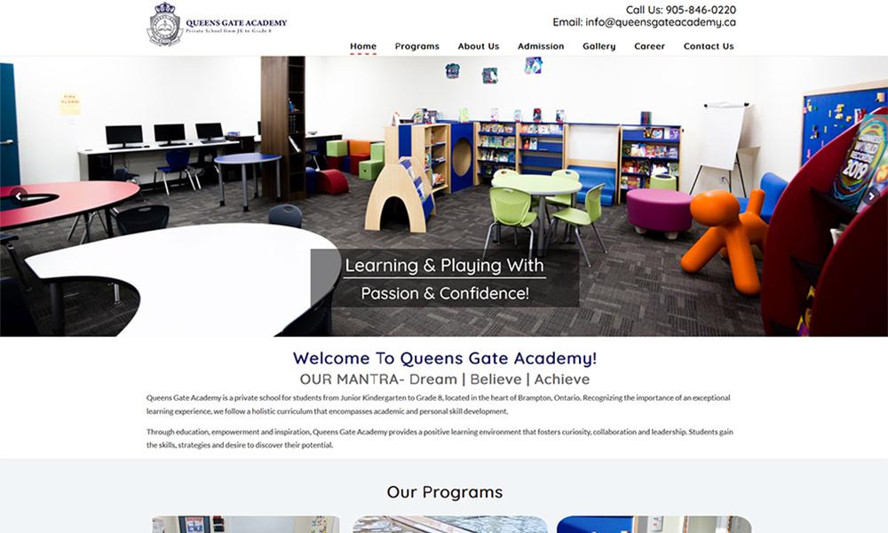 Web Design Company Markham