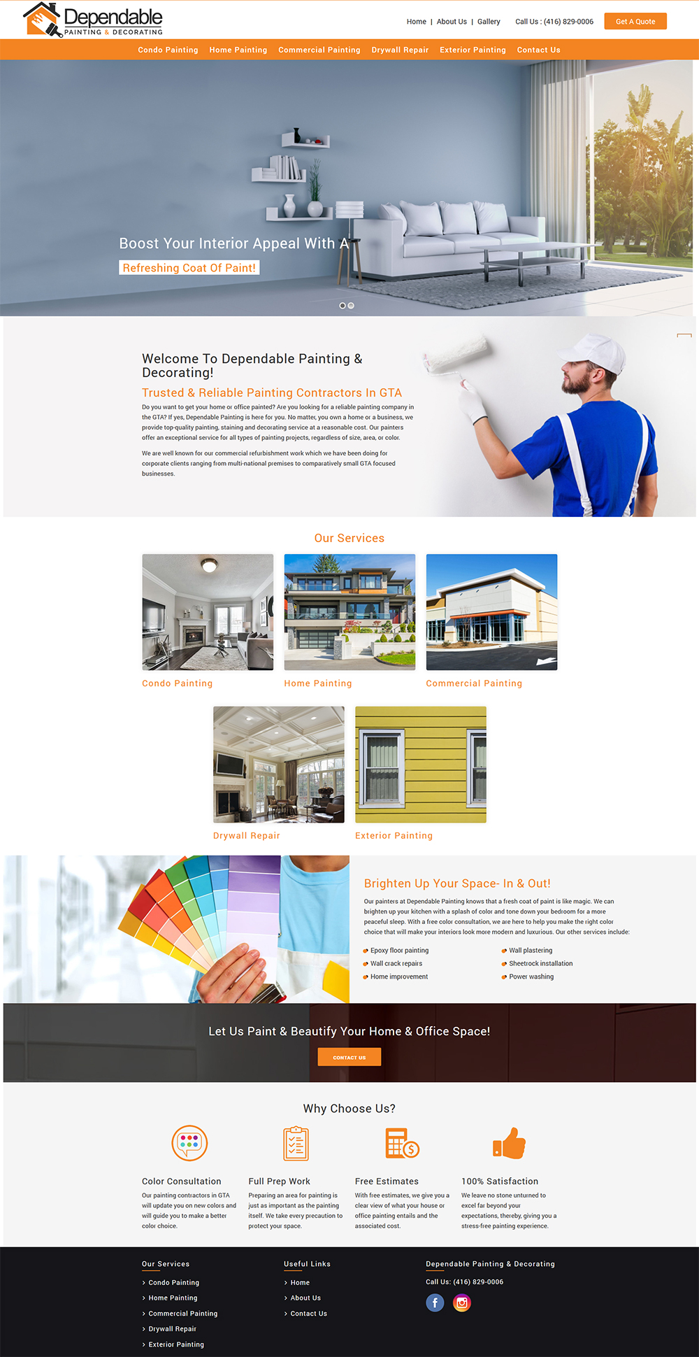 Website Design Company Markham