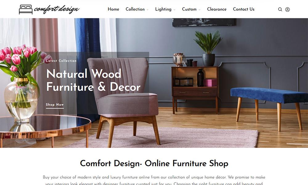eCommerce Web Design Company Markham