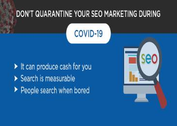 Don't Quarantine Your SEO Marketing during COVID-19