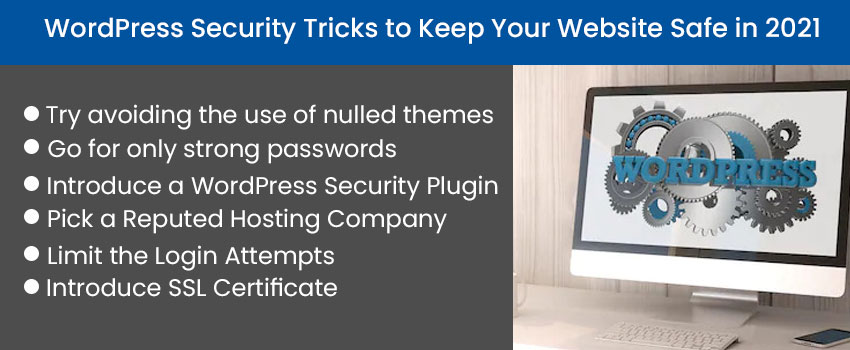 WordPress Security Tricks to Keep Your Website Safe in 2021